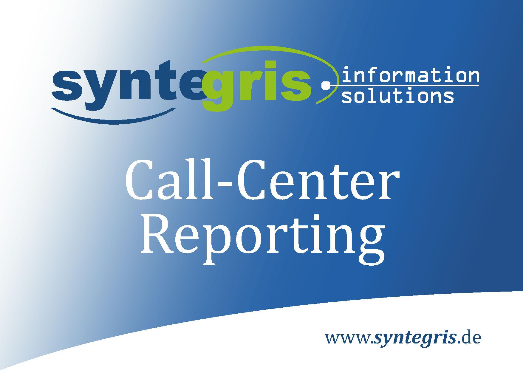 Syntegris Call Center
