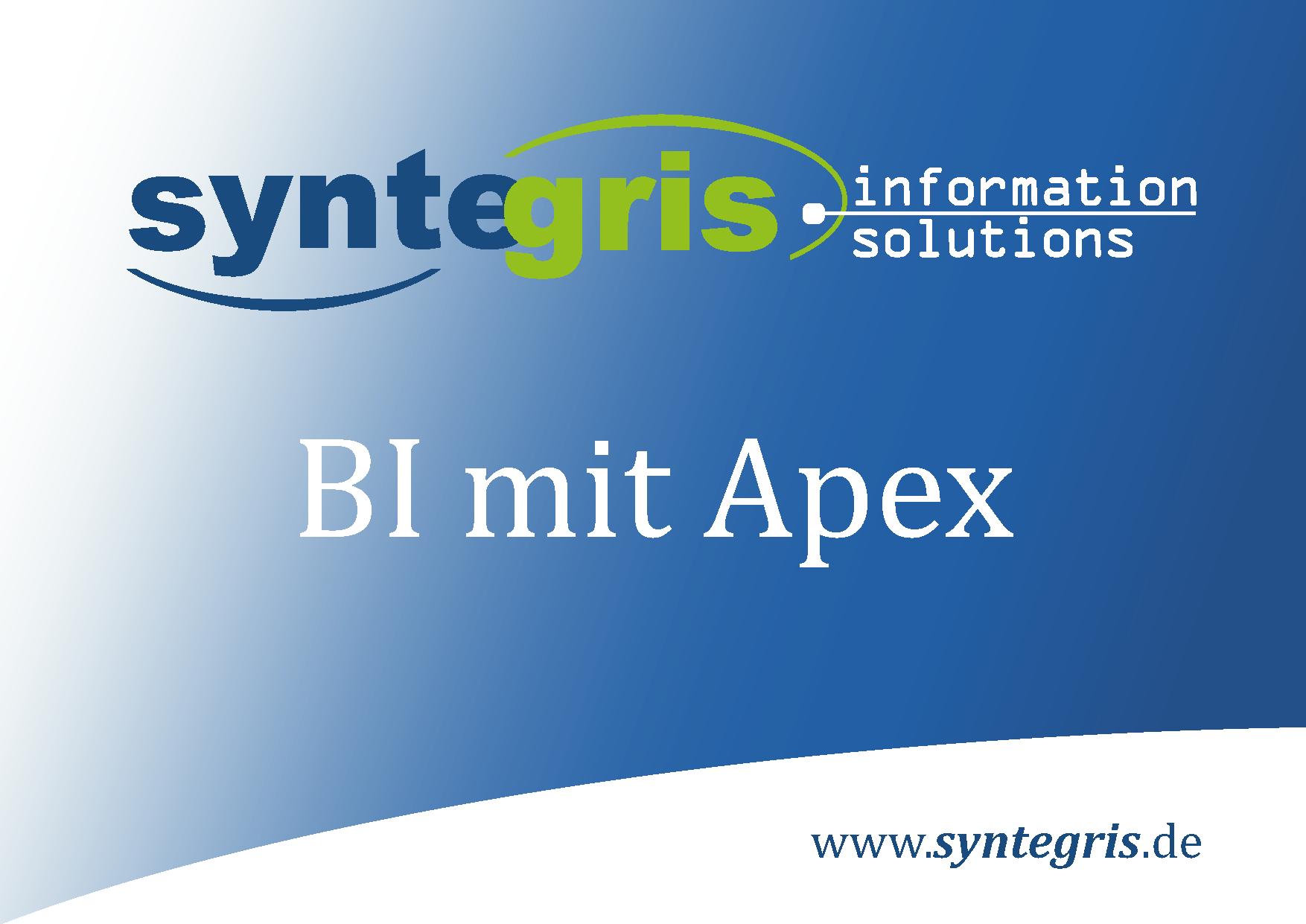 Syntegris Apex